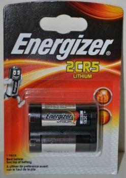 Батарейка Energizer 2CR5 6V Lithium