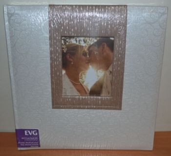 Свадебный фотоальбом самоклейка EVG 20 листов S29x29см Marriage кожзам