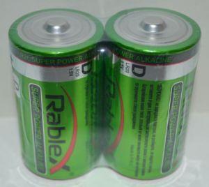 Батарейка Rablex LR-20 (D) коробка 1x2шт /2/24шт.