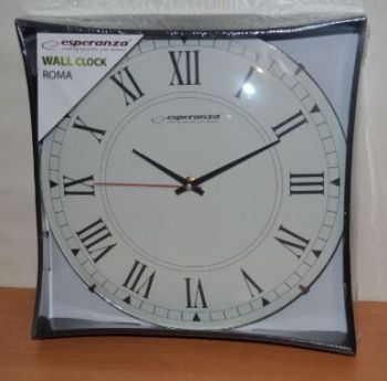 Часы настенные Esperanza ROMA ЕН-C018R /1/