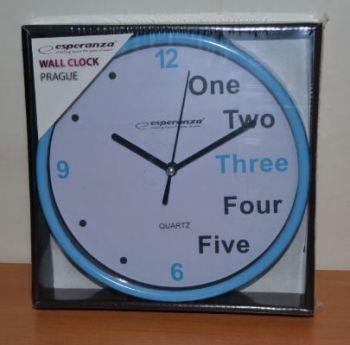 Часы настенные Esperanza PRAGUE ЕН-C014B