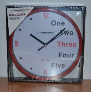 Часы настенные Esperanza PRAGUE ЕН-C014R