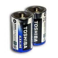 Бат Toshiba Alkaline LR-20 коробка 1х2шт /2/20/