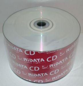 Диск CD-R Ridata 700Mb 52x Bulk 50 /1/50/600/шт.