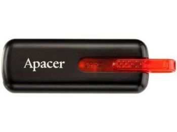 Флеш-драйв 16Gb APACER AH326 Black /1/