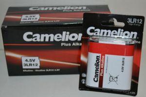 Батарейка Camelion 3LR12 блистер 1х1шт /1/6шт.