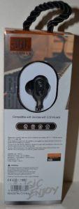Наушники+микрофон JBL SF-A73 black