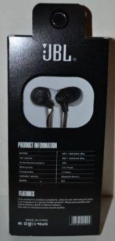 Наушники+микрофон JBL WS-T17 black