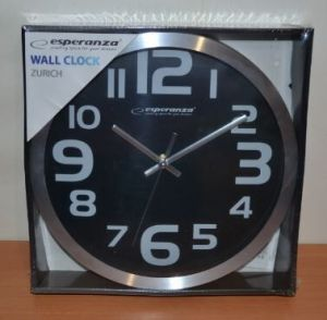 Часы настенные Esperanza ZURICH ЕН-C013K