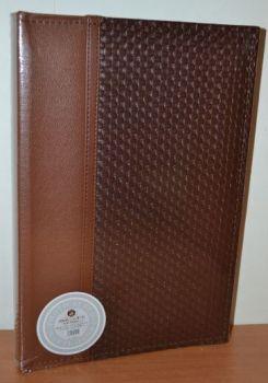 Фотоальбом на 300 фото 10х15 с местом для записей L011 (коричневый)
