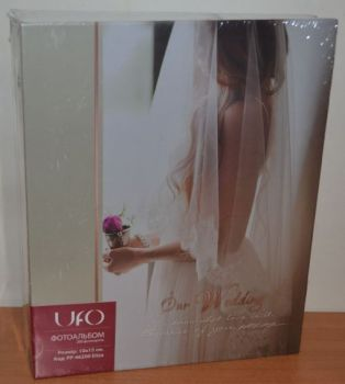 Свадебный фотоальбом на 200 фото 10х15  UFO Eliza