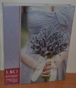 Свадебный фотоальбом на 200 фото 10х15  UFO Margaret