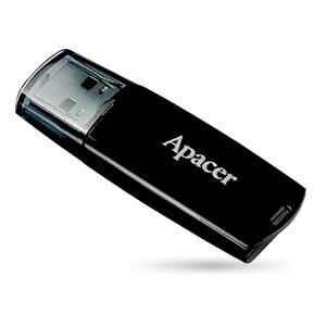 Флеш-драйв 32Gb APACER AH322 Black /1/