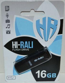 USB флешка 16Gb Hi-Rali Taga black