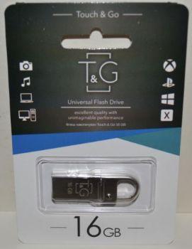 USB флешка 16Gb T&G 027 metal series