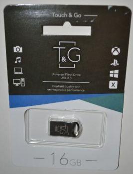 USB флешка 16Gb T&G 105 metal series