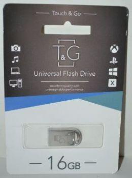 USB флешка 16Gb T&G 107 metal series