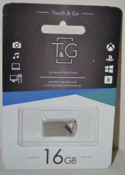 USB флешка 16Gb T&G 109 metal series