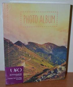 Фотоальбом на 200 фото 10х15 UFO PP-46200 горы