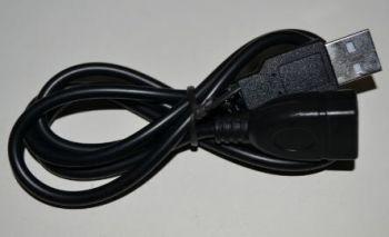 Кабель USB удлинитель 0,8м