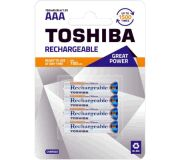 Акк Toshiba НR-03 750mAh Ni-MH блистер 1х4шт /4/