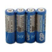 Батарейка GP R-03 (синяя) коробка 1х4шт /4/40/1000/