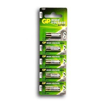 Батарейка GP Super Alkaline 27A 1х5шт /1/5/100/