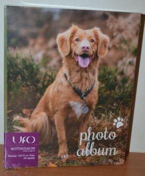 Фотоальбом на 200 фото 10х15 UFO PP-46200 собака