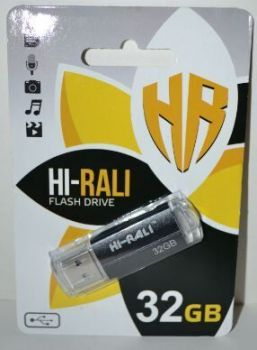 USB флешка 32Gb Hi-Rali Corsair Black
