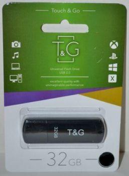 USB флешка 32Gb T&G 011 Classic black