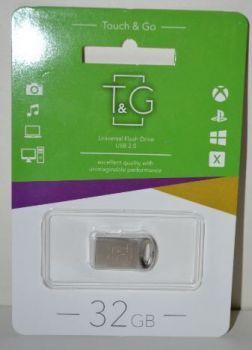 USB флешка 32Gb T&G 105 metal series