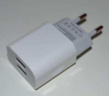 Зарядное устройство для телефонов PT-07 на 2USB 2,1A