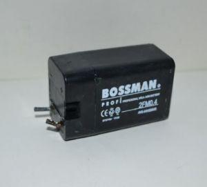 Акк Bossman LA 404 2FM0,4 (4V/0,4Ah) (26х20х48) коробка 1х1шт