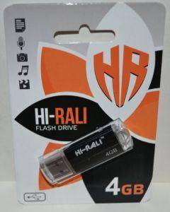 USB флешка 4Gb Hi-Rali Corsair Black