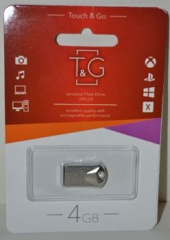 USB флешка 4Gb T&G 106 metal series