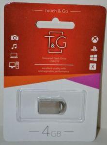 USB флешка 4Gb T&G 107 metal series