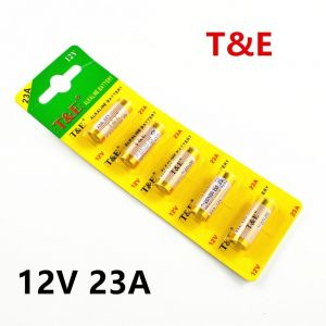 Батарейка T&E Alkaline 23A 1х5шт /1/5/