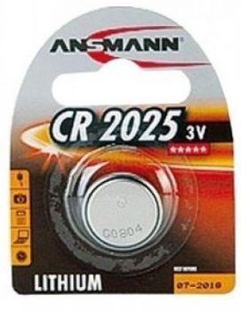 Бат Ansmann СR-2025 Lithium 1х1шт /1/10/