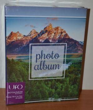 Фотоальбом на 300 фото 10х15 UFO PP-46300 горы