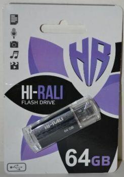USB флешка 64Gb Hi-Rali Corsair black