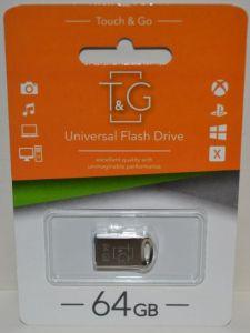 USB флешка 64Gb T&G 105 metal series