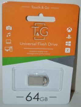 USB флешка 64Gb T&G 107 metal series