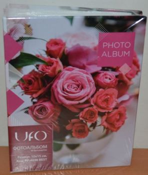Фотоальбом на 96 фото 10х15 UFO BEST-03