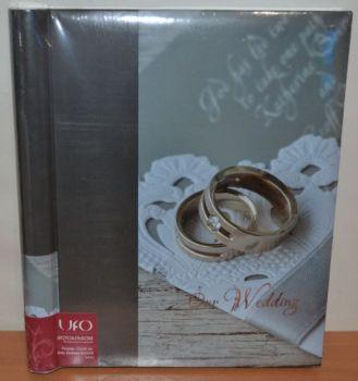 Свадебный фотоальбом самоклейка UFO 20 листов 22x32см Lucy