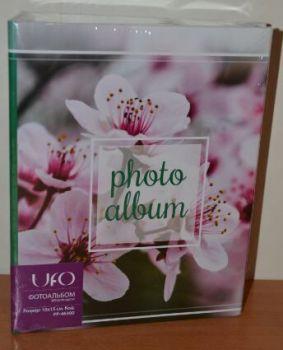Фотоальбом на 300 фото 10х15 UFO PP-46300 цветы