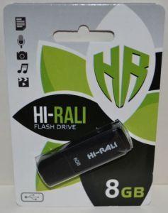 USB флешка 8Gb Hi-Rali Taga black