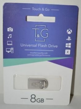 USB флешка 8Gb T&G 107 metal series