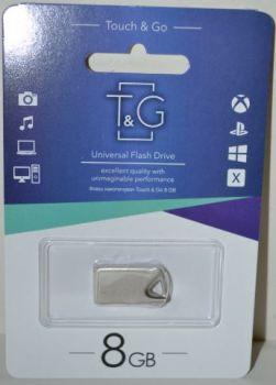 USB флешка 8Gb T&G 109 metal series