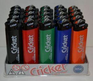 Зажигалка Cricket Original Стандарт /1/25/500шт.