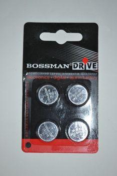 Бат Bossman СR-1216 Lithium 1х4шт /4/